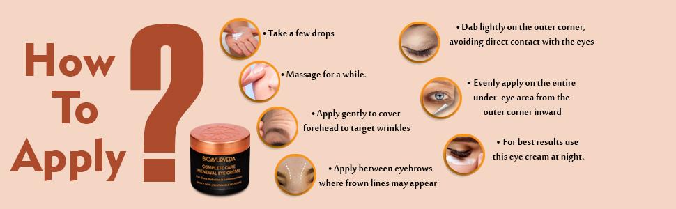 Eye bags cream dark circles under eye gel renewal lift best gel age moisture puffiness
