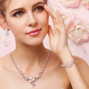 bridal jewelry sets for bridesmaids