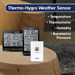 Thermo-Hygro Weather Sensor