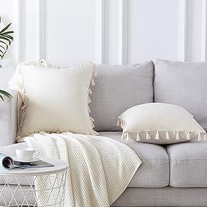 boho pillows covers