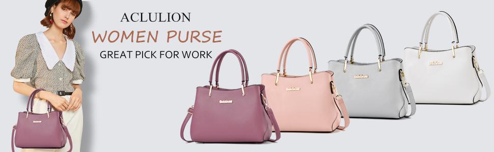 ACLULION Women purse