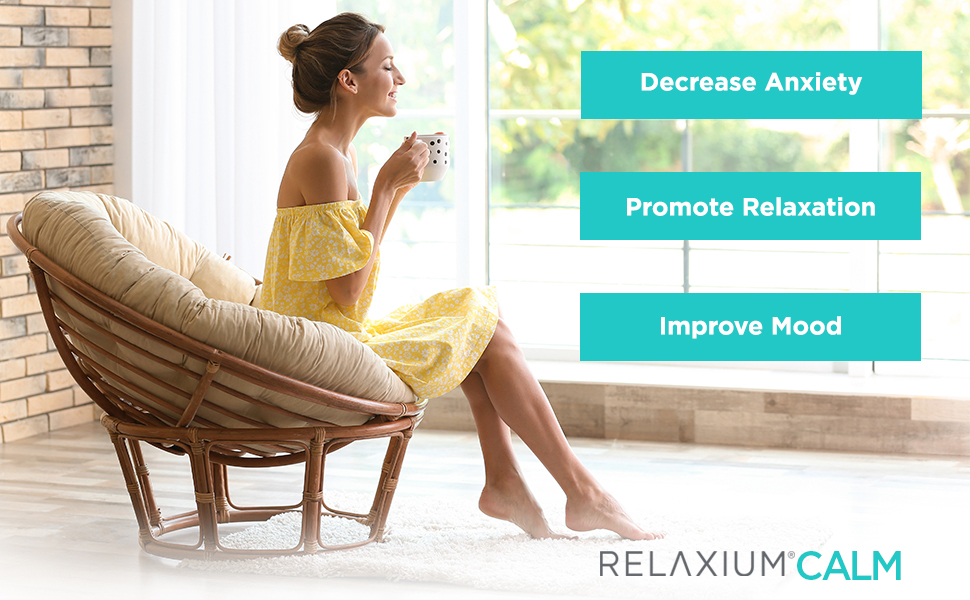 Decrease anxiety, promote relaxation, improve mood amp; more.