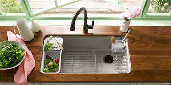 RV Kitchen Faucet