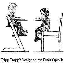Die Entstehungsgeschichte des Tripp Trapps