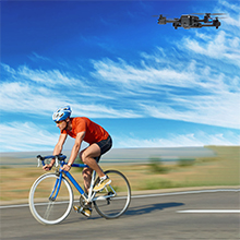 Follow Me - Drone Follow You Mode