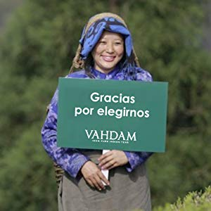 VAHDAM, Oro de Verano Darjeeling Segunda descarga (50 Copas)   TÉ ...