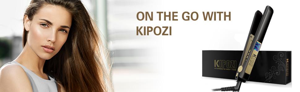 KIPOZI flat iron