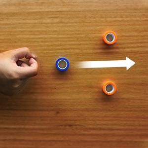 Magnetic Rings,Magic ring