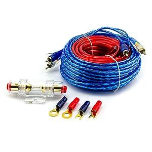 Verstärker Kabelsatz 10qmm