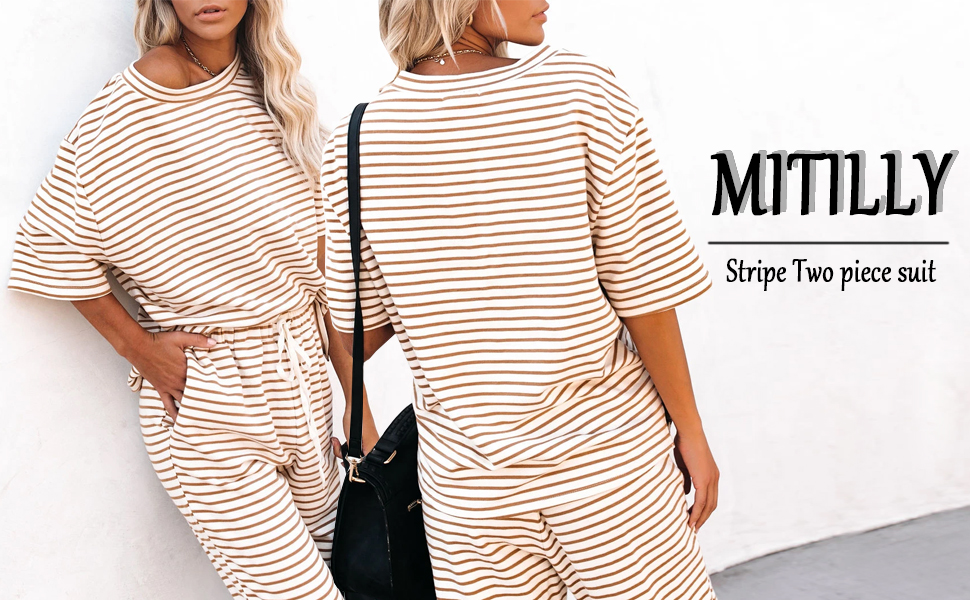 Two Piece Sweatsuits Outfits Sets