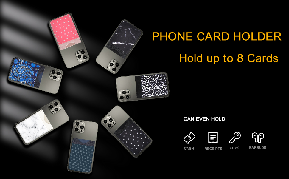card holder for back of phone phone card holder stick on iphone wallet stick on iphone card holder
