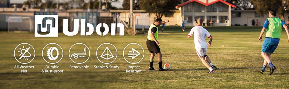 Ubon Portable Soccer Goal