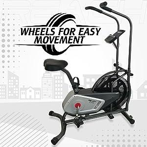 transportation wheels reach iconic air bike