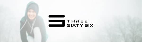 Three Sixty Six workout apparel for women.