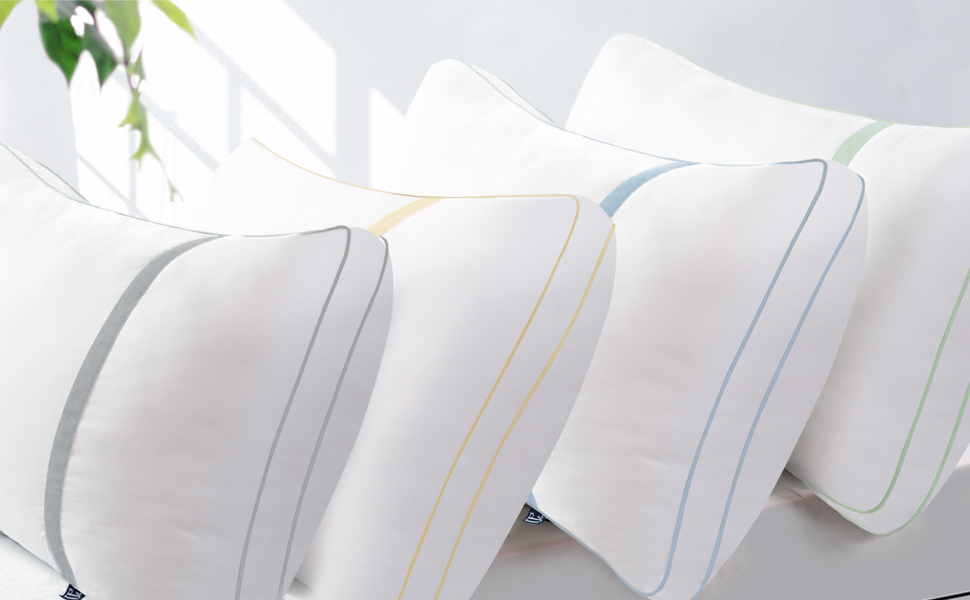 bedstory Pillows for sleeping two pack