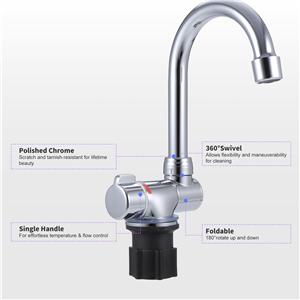 Foldable RV Faucet