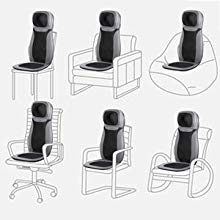 Integrated strapping system fits most chairs