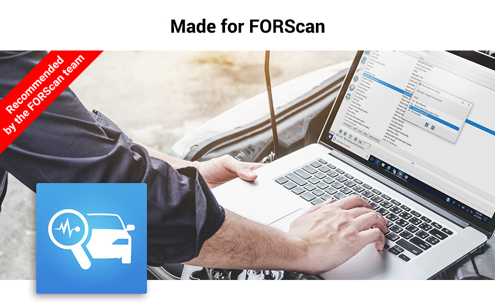 Made for FORScan