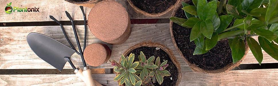 coco, bliss, plantonix, farm, garden, seedlings, hydroponics, hemp, soil
