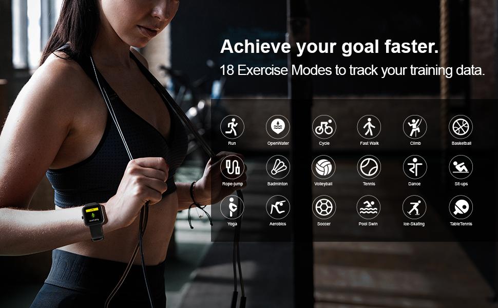 Virmee Fitness Tracker