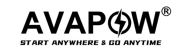 AVAPOW JUMP STARTER