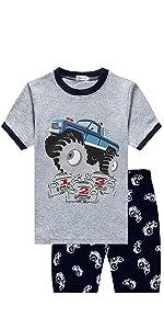 Monster Truck Sleepwear