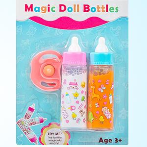 magic bottles for baby dolls