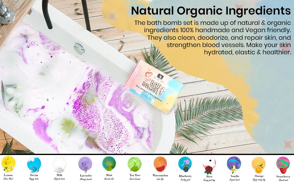 Natural Organic Ingredient