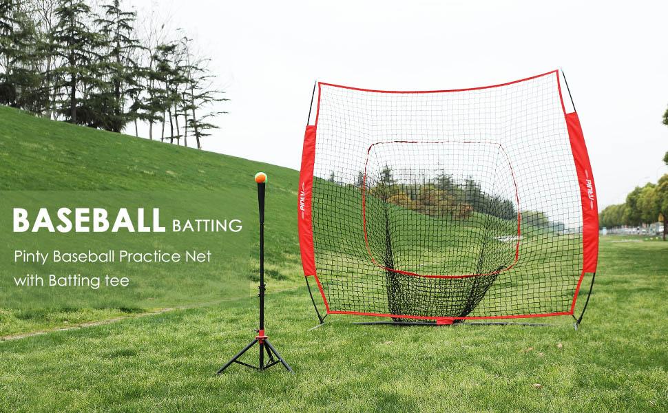 Entraînement de baseball hitting équipement batteur de la formation Net