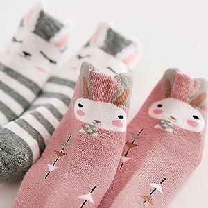 Niños Calcetines Divertidos Niños