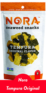 tempura original asian snacks