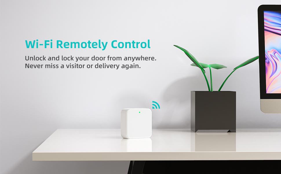 wifi remotely control