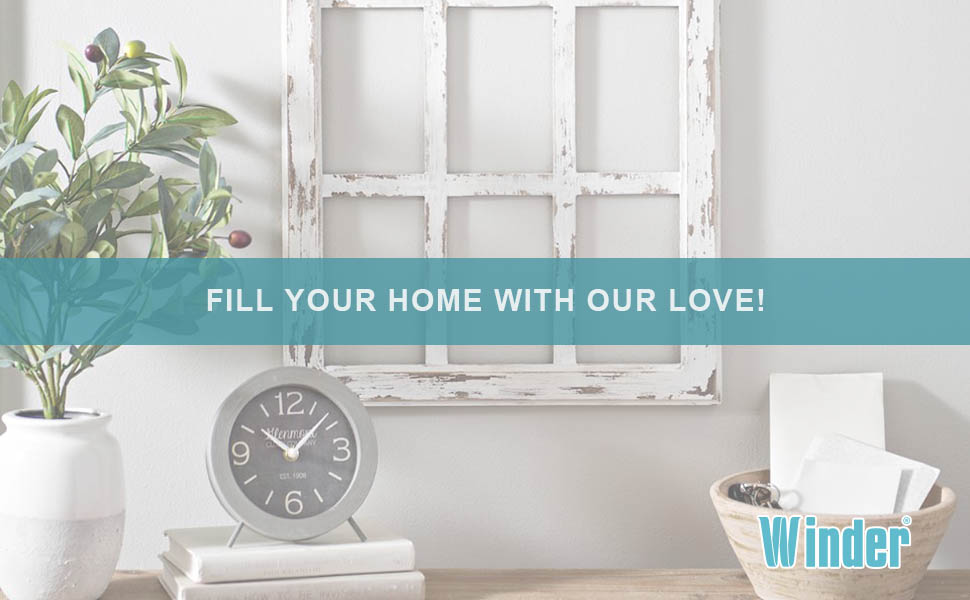 Winder fill your home with our love!