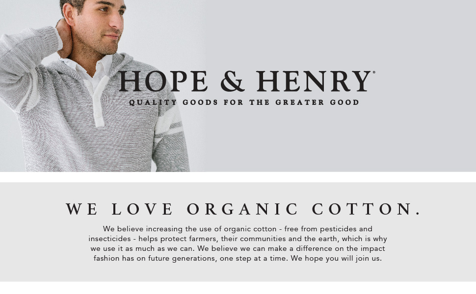 hope Henry organic cotton young kids boy girl little baby girls fashion style classic men