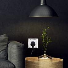 light timer plug