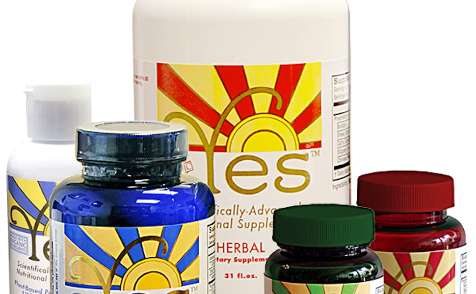 Your Essential Supplements Herbal Capsules