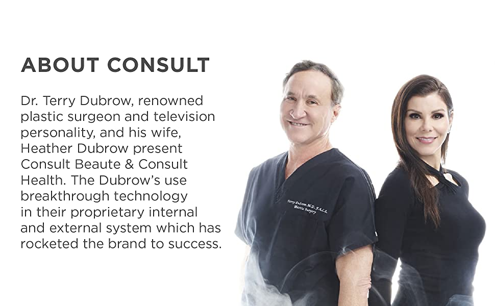 consult beaute, terry dubrow, heather dubrow, consult health, healthy, beauty, skin, women, body,