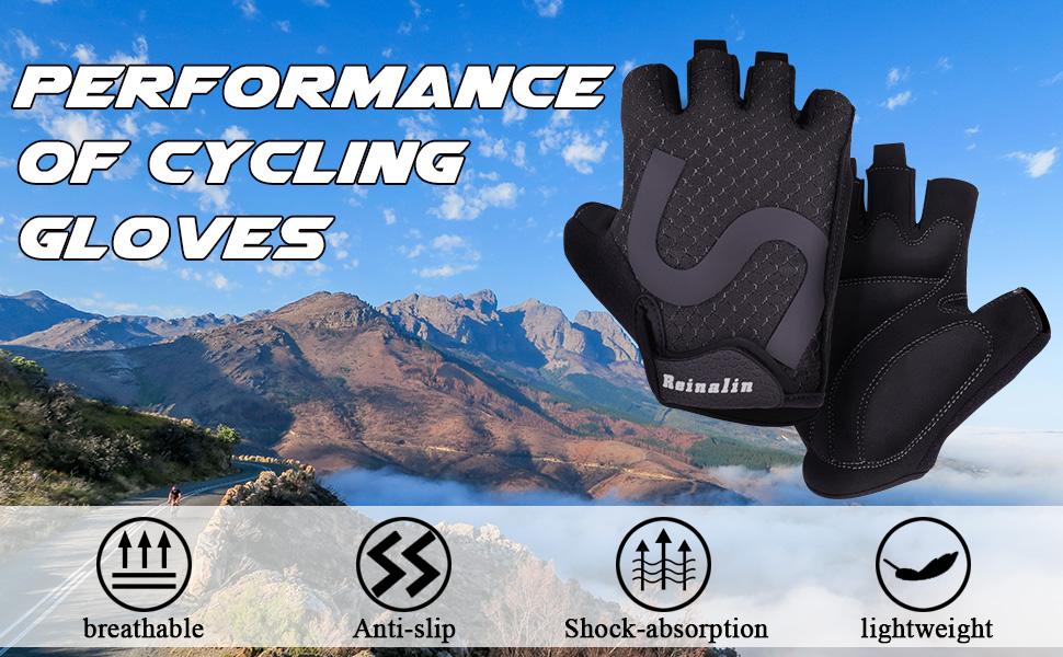 Reinalin cycling gloves
