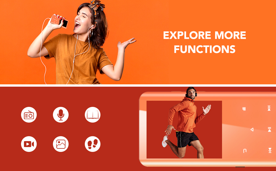 multi functional MP3 player
