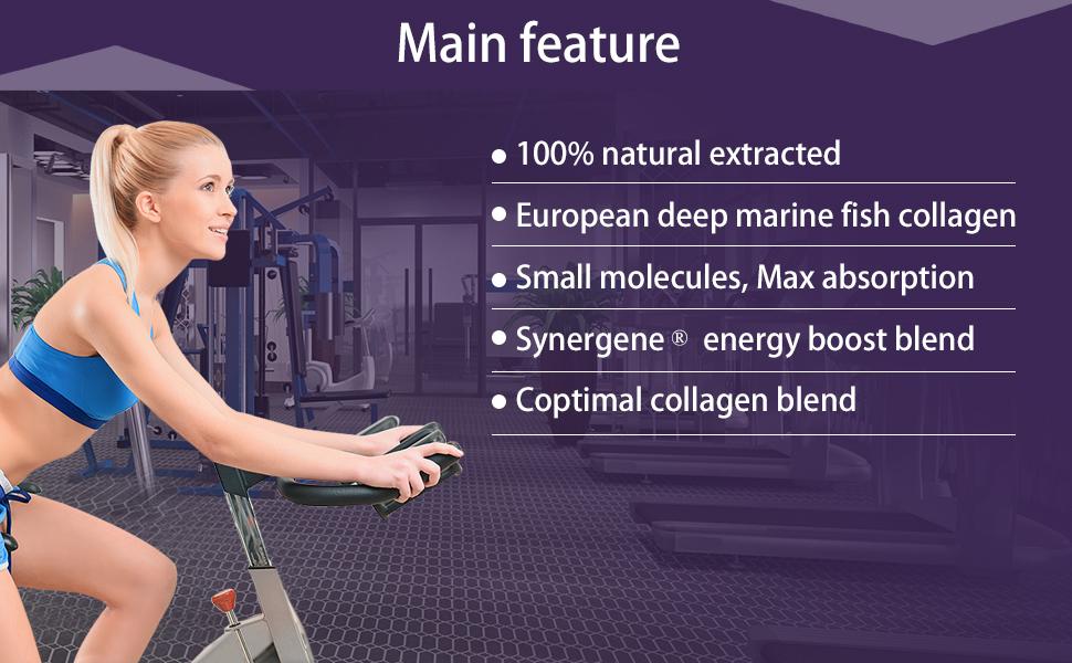 Heivy collagen formula