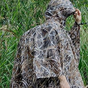 hunting rain coat