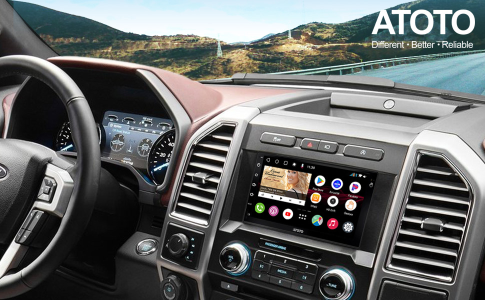 ATOTO S8 Pro Plus Android car stereo