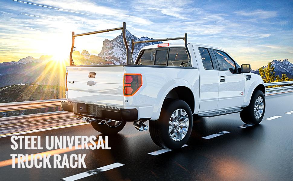 X33 Steel Utility Truck Rack