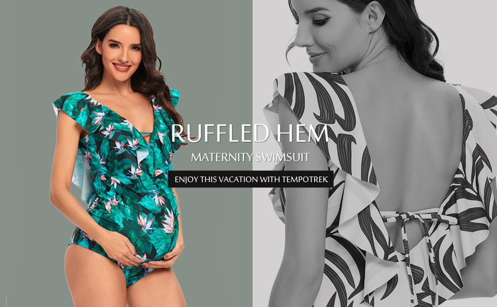 pregnancy swimsuits