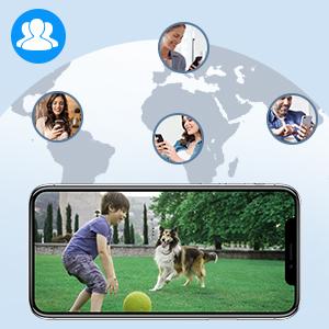 muti-user sharing