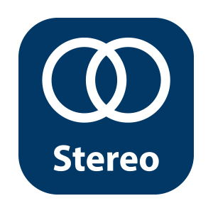 stereo.