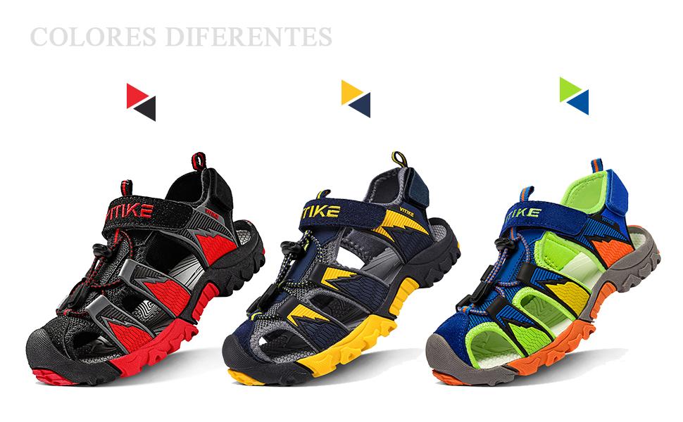 Sandalias para niño