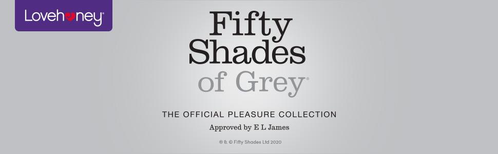fifty shades of grey 50 shades lovehoney logo love toys happy rabbit