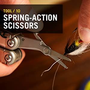 Scissors, Leatherman, Leatherman Wave Plus, Multitool, Multipurpose Tool