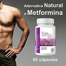 Metformina natural